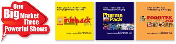 Meet World Leaders in Packaging at Intelpack-2013, Mumbai