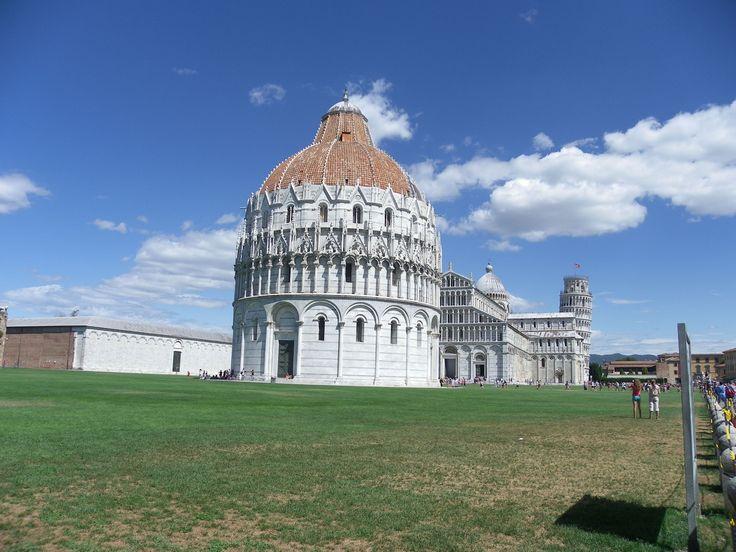 Pisa Babtysterium