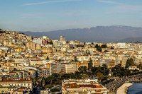 Городок Неаполь, Италия