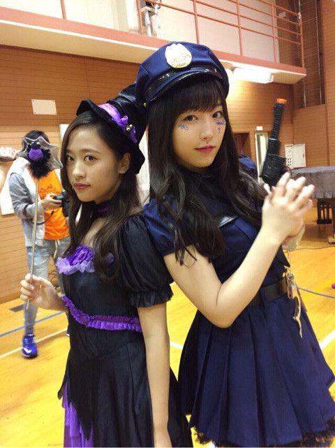 カフェ訪問2♪☆譜久村聖|モーニング娘。'17 Q期オフィシャルブログ Powered by Ameba