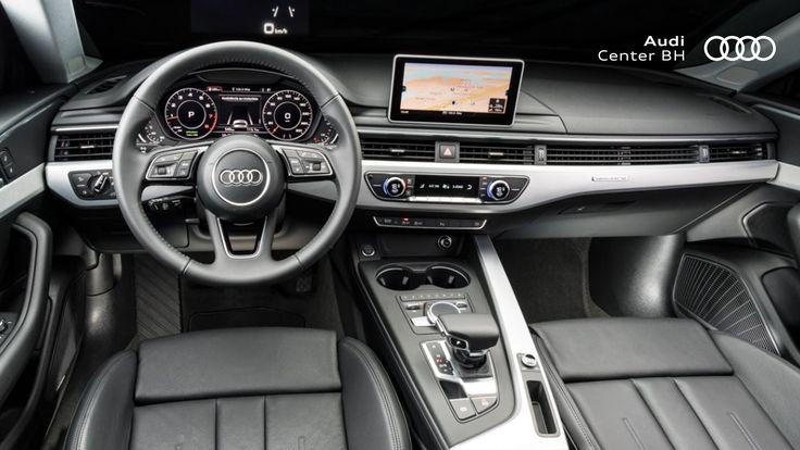 A nova geração do Audi A5 Sportback chegou ao Brasil. O modelo impressiona pelo novo chassi, motores potentes, sistemas de entretenimento, informação e de assistência aos motoristas inovadores. #Audi #AudiA5 #Sportback #A5 #AudiLovers #Love #AudiAutomovel #AudiCenterBH #Car #Auto