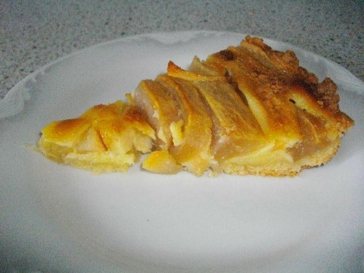 Elsässer Apfelkuchen...