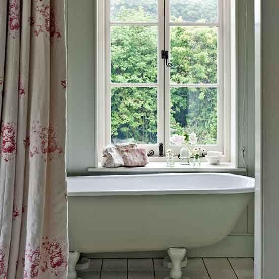Cape Porpoise Kitchen: 25+ Best Ideas About Cottage Bath On Pinterest