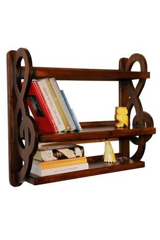Treble note shelf. #music #bookshelf http://www.pinterest.com/TheHitman14/music-paraphenalia/