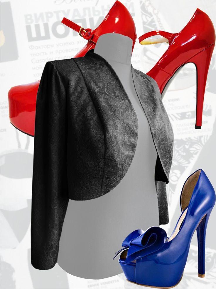 39$ Нарядное чёрное ажурное болеро для полных женщин и девушек Артикул 407, р50-64 Болеро из ткани большие размеры  Болеро летнее большие размеры