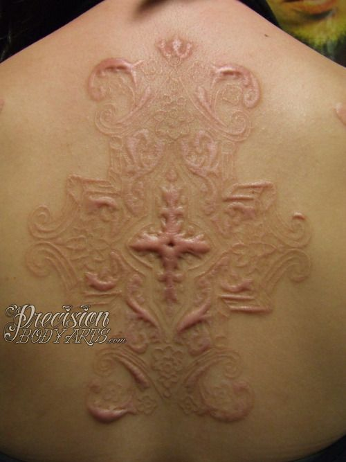 99 best scarification images on Pinterest | Body mods ...