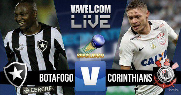 Jogo Botafogo x Corinthians AO VIVO agora (2-0) - VAVEL.com