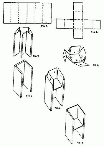 muebles de carton moldes - Buscar con Google