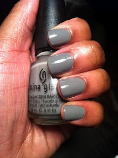 China Glaze - Recycle: Grey Nails, Recycled Manicures, Favorite Colors, Fall Colors, Makeup, Recycled Marijonail, Nails Polish, China Glaze Recycled, Gray Manicures