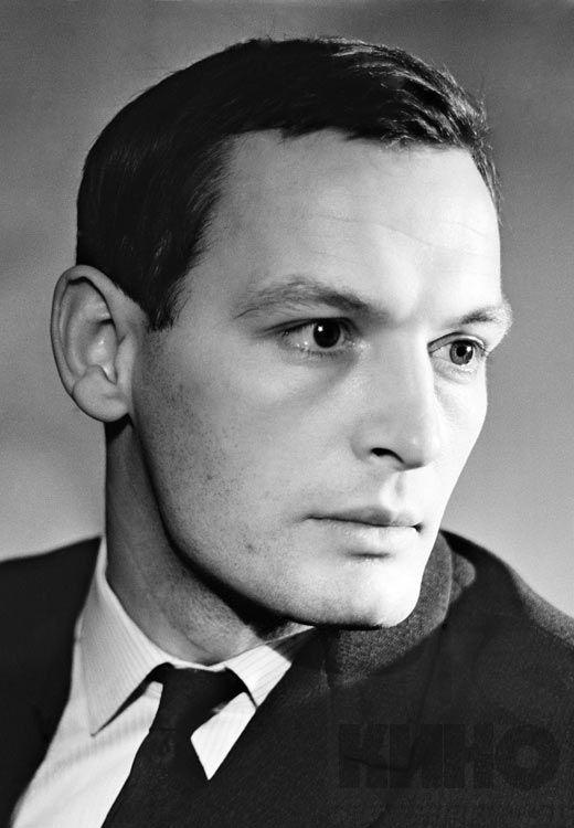 Russian actor Vasilyi Lanovoi