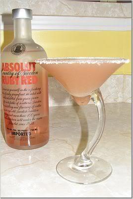 Ooooh I LOVE Grapefruit!!! - Grapefruit Martini « Angie's Simple Cooking