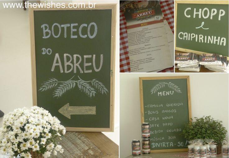 Há uma semana, estivemos no Guarujá, litoral de São Paulo, organizando e decorando o Aniversário do Abreu . A familia escolheu o tema...