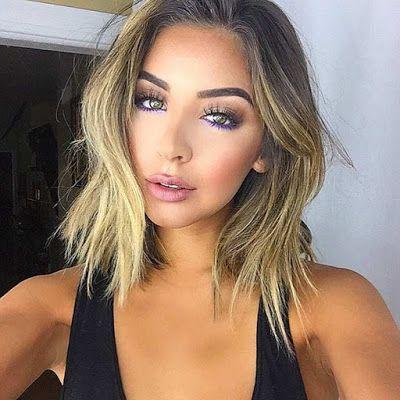 12 Trends Frisuren für mittleres Haar 2020