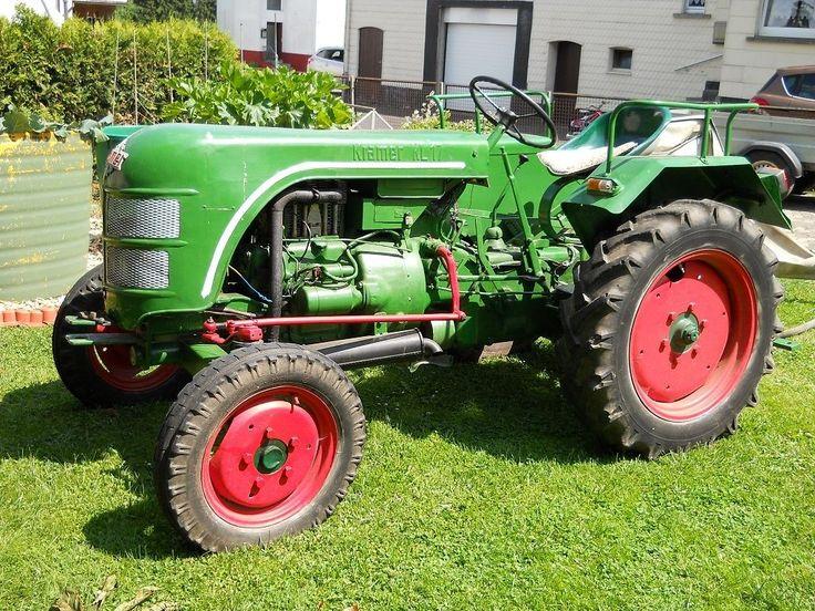 Kramer Traktor KL 17 Güldner Motor 17 PS sehr schön Oldtimer Schlepper Trekker | eBay