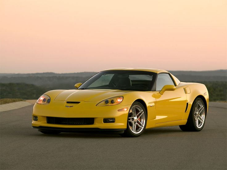 2006 Chevrolet Corvette Z06 picture