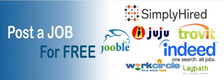 Company Recruiters can Sign up for FREE ,Post jobs on Jooble - indeed free resume search