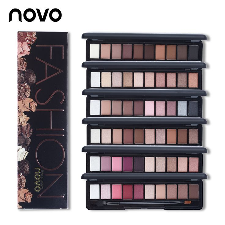 Cheap cosmetic line, Buy Quality cosmetic eye directly from China set of black picture frames Suppliers: New Natural Fashion Make Up Light 10 Colors Eye Shadow Shimmer Matte Eyeshadow Cosmetics Set With Brush NOVO Eye Makeup Palette