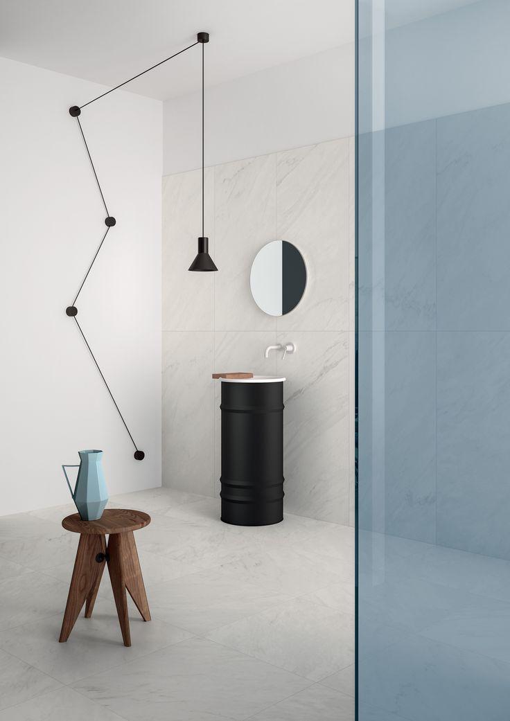 PREMIUM WHITE Collezione Marble Lab By GranitiFiandre