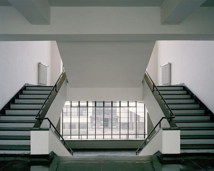 [KLASSISCHE MODERNE] The Bauhaus, Dessau, Germany - Walter Gropius (1926)© Åke E-son Lindman
