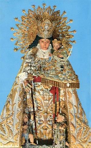 Virgen de los Desamparados, Valencia, Spain