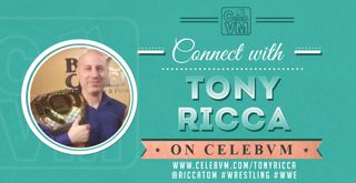 Get your personal video! Click below.  From Tony Ricca, Personal video message to Cannoli World: youtu.be/eP2b-PgVlbA celebvm.com/video/TXhJUH #cannoli #wrestling #wwe #photography #mma #food #olympics #bodybuilding #parkour #fitness #followme to help you grow.