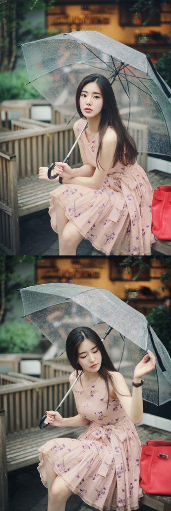 milkcocoa floral dress