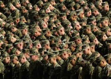 ACLU Objects to Marines Praying
