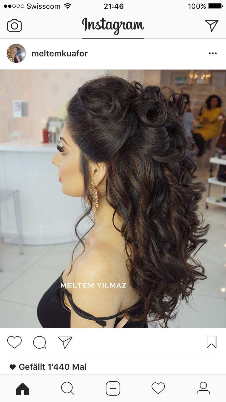 Pin By Punita Dheer On Ganesh Ji  Prom Hair Curled Wedding Hair - aesthetic hairstyles prom aesthetic hairstyles  women | aesthetic hairstyles  messy buns | aesthetic hairstyles  fringe | aesthetic hairstyles  blue | aesthetic hairstyles  barrettes #aesthetic #hairstyles #aesthetichairstyles
