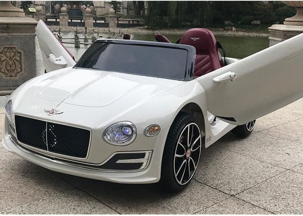 Bentley Exp12 Ride On 12v Electric Kids Car With Rc Remote Mp3 Led Lights Childcare Car Kids Ride On