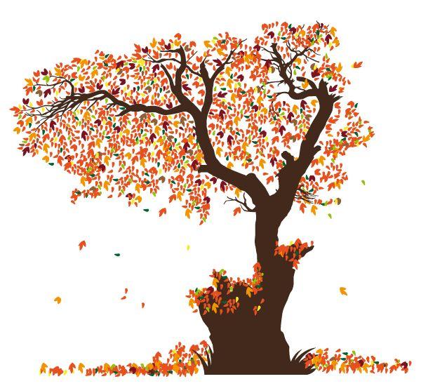 Adesivi Murali Lamina hojas