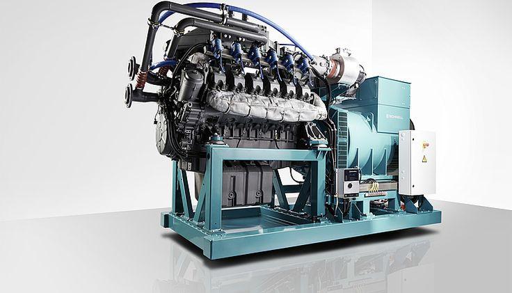 SCHNELL Motoren GmbH / Der Hersteller für Blockheizkraftwerke. - Produkte - Biogas - G-Line