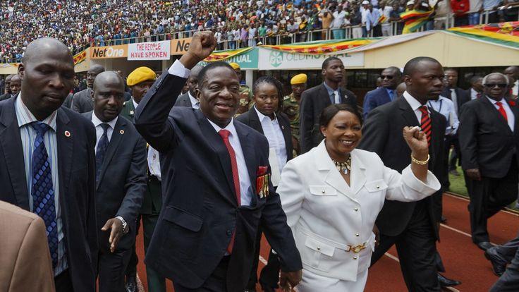 Mnangagwa sworn in as Zimbabwe's president - http://zimbabwe-consolidated-news.com/2017/11/24/mnangagwa-sworn-in-as-zimbabwes-president/