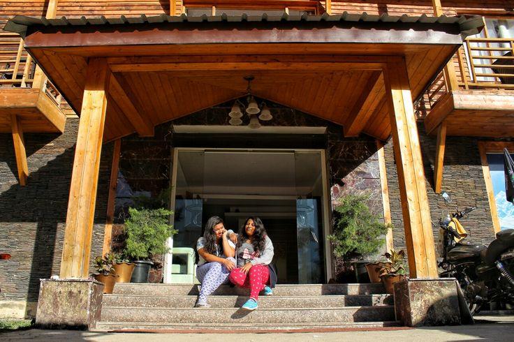 Hotel Queen, Manali, Himachal Pradesh