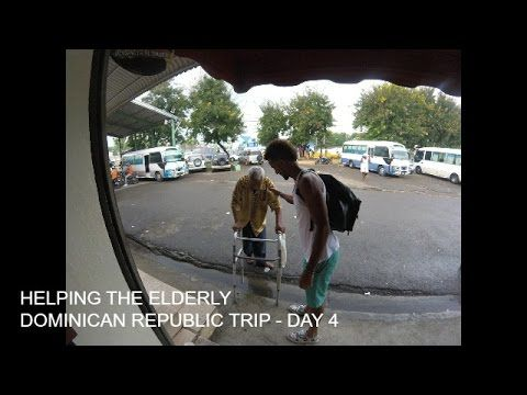 Dominican Republic Trip 2016 Day 4 (Helping The Elderly)  Hey Insiders! New Vlog video is here, Day 4 of our Trip to the DR. LIKE, SHARE  COMMENT and SUBSCRIBE! XOXOX