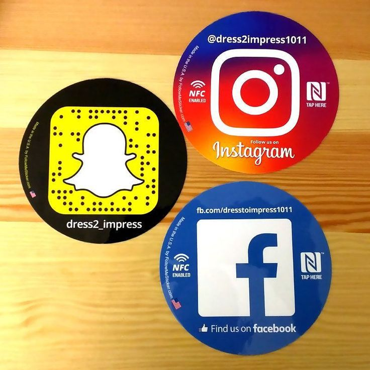 Premium custom snapchat snapcode decals for http ift tt 2fohfuj