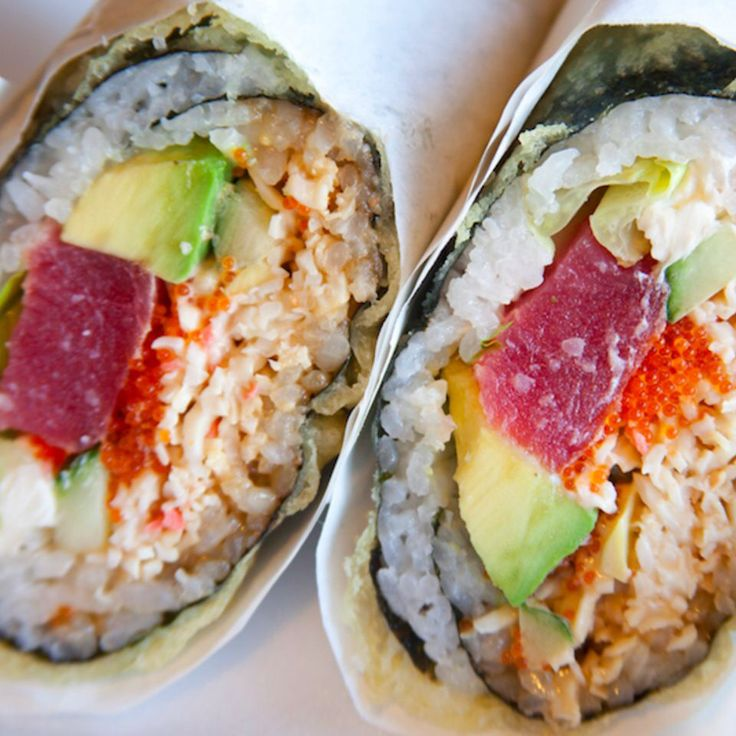 Check this out: Your Life Is Now Complete: Make-Your-Own Sushi Burritos. https://re.dwnld.me/9Z7wx-your-life-is-now-complete-make-your-own-sushi-burritos