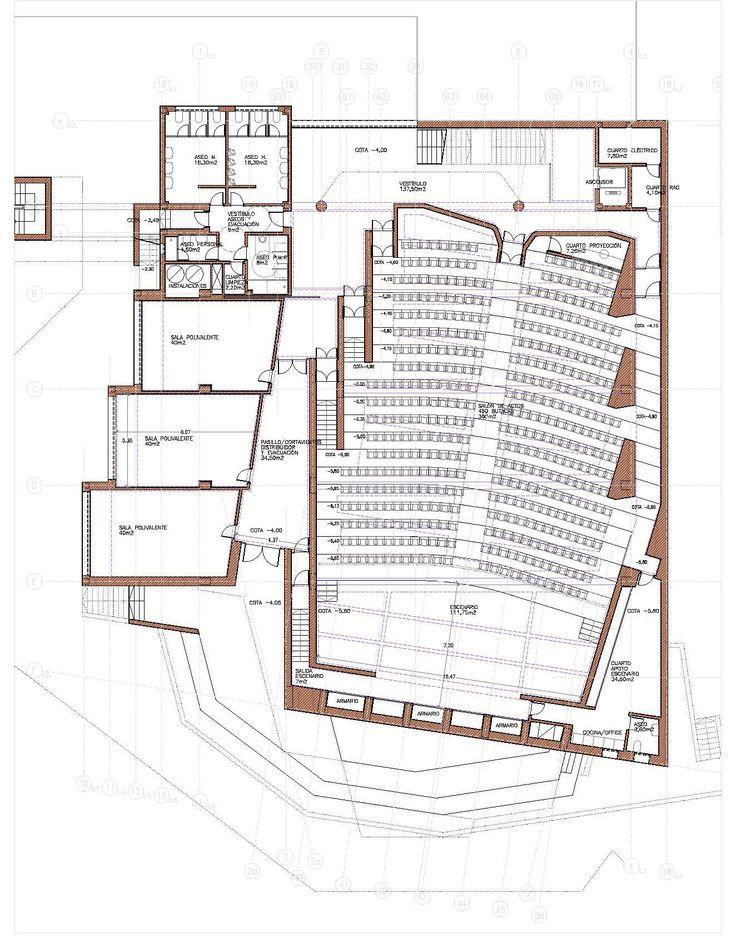 Gallery of Oratory and Auditorium Retamar School / Artytech2 - 18