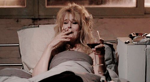 Fanny Ardant in Les Beaux Jours, 2013. (Marion Vernoux)