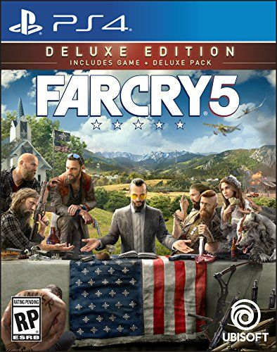 farcry5gamer.comFar Cry 5 Deluxe Edition – PS4 [Digital Code] Price:       Welcome to Hope County, Montana, land of the free and the brave, but also home to a fanatical doomsday cult known as Eden's Gate. Stand up to the cult's leader, Joseph Seed, his siblings, the Heralds, and spark the fires of resistance that will liberate yourhttp://farcry5gamer.com/__trashed/