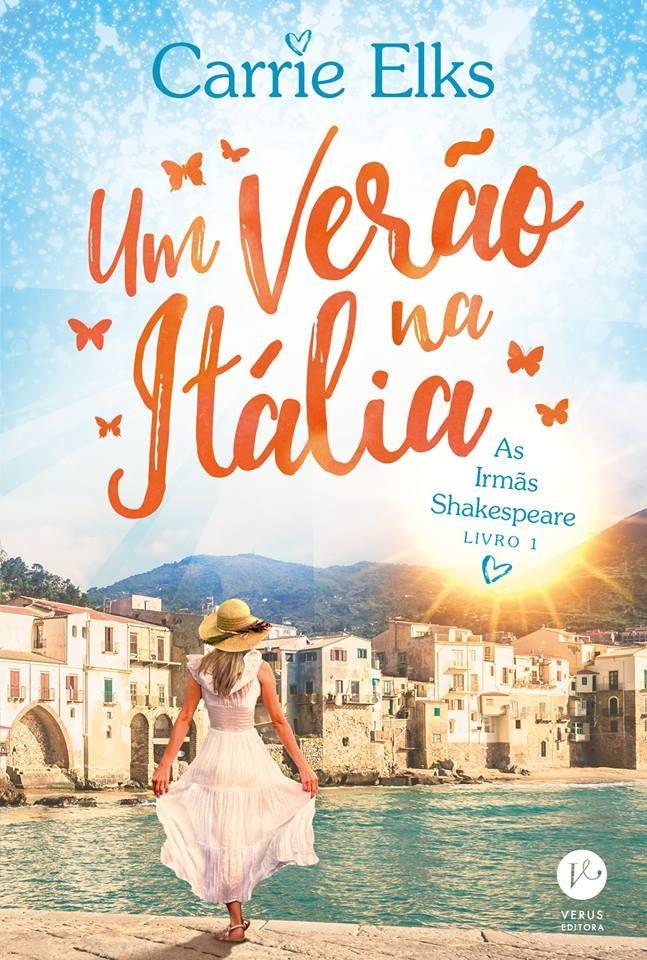 Cantinho Da Leitura Editora Verus Anuncia Um Verao Na Italia