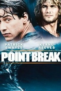 TA___(1991) Point Break --- Patrick Swayze, Keanu Reeves