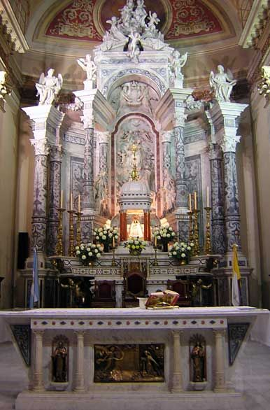 Catedral de Rosario - Rosario, Santa Fe.