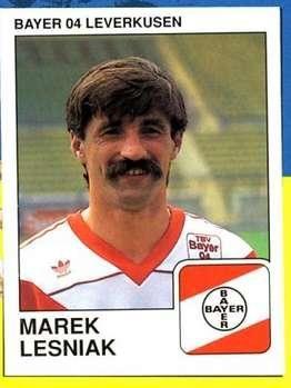 Marek Lesniak - Bayer Leverkusen