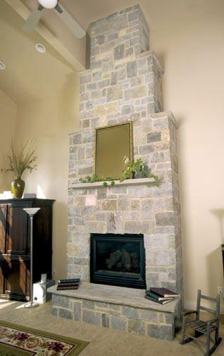 Castle Rock Grey Buff_Natural Stone Veneer