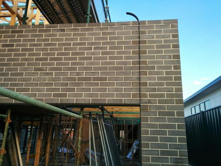 Austral chiffon bricks after they've been washed