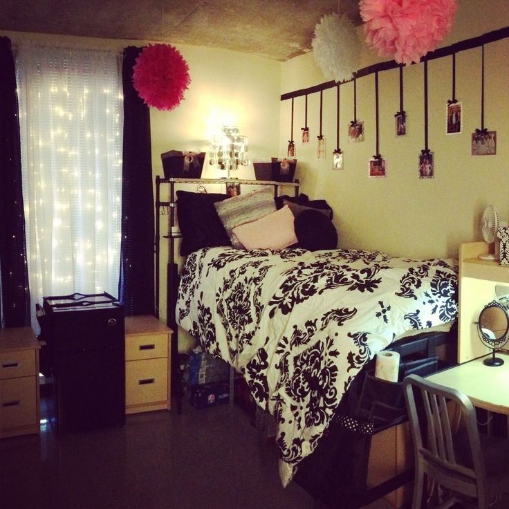 276 best dorm decor images on pinterest bedrooms for Cute dorm bathroom ideas