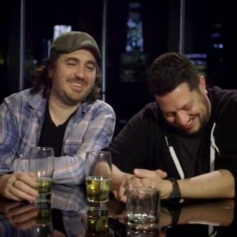 Can't wait to watch Q & Sal on drunk history