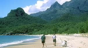 Doing the Thorsborne Trail, a 3-7 day end to end (through walk) on Hinchinbrook Island, Queensland (http://www.porthinchinbrook.com.au/hinchinbrook-island/thorsborne-trail)