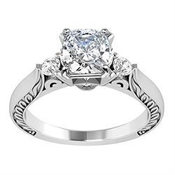 50 best Diamond Rings images on Pinterest Diamond rings Blue