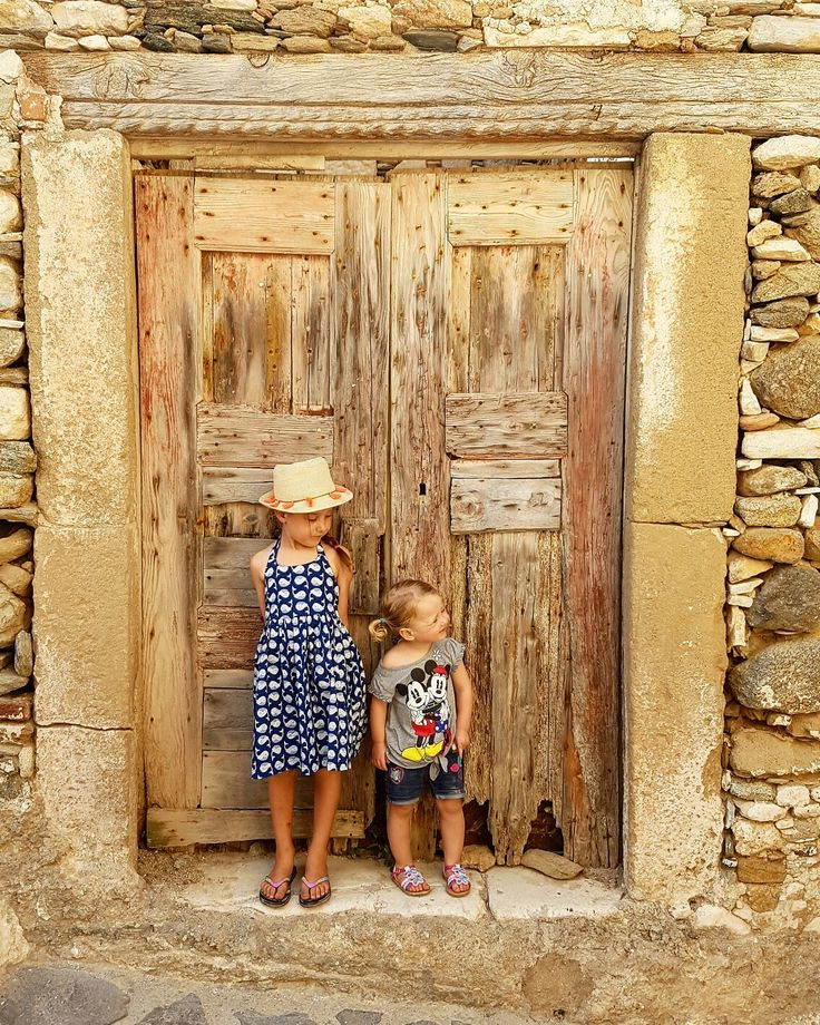Naxos Island Chora Greece